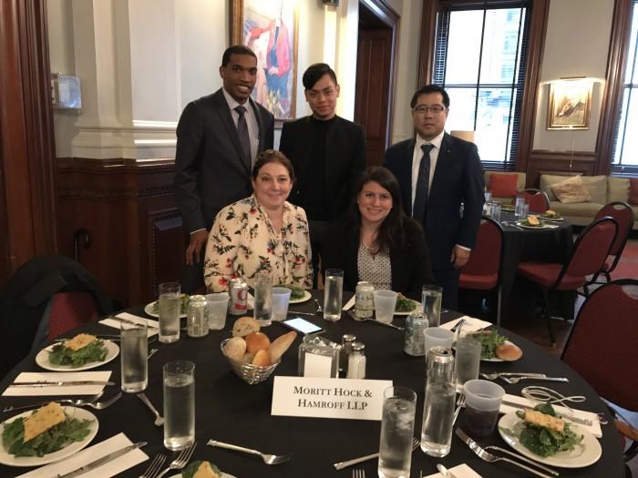 Diversity Luncheon Group Good